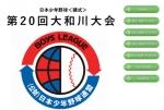 第20回 大和川大会のお知らせ